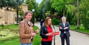 El PSOE consigue tres procuradores por Soria