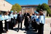 Herrera anima a las universidades a liderar la respuesta a desafíos sociales