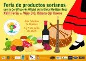 San Esteban de Gormaz: Feria del Vino y de la Dieta Mediterránea