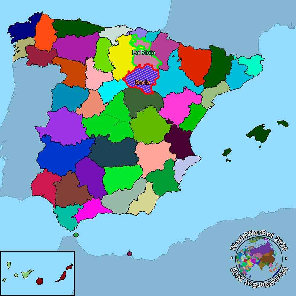 La Rioja conquista Soria en twitter
