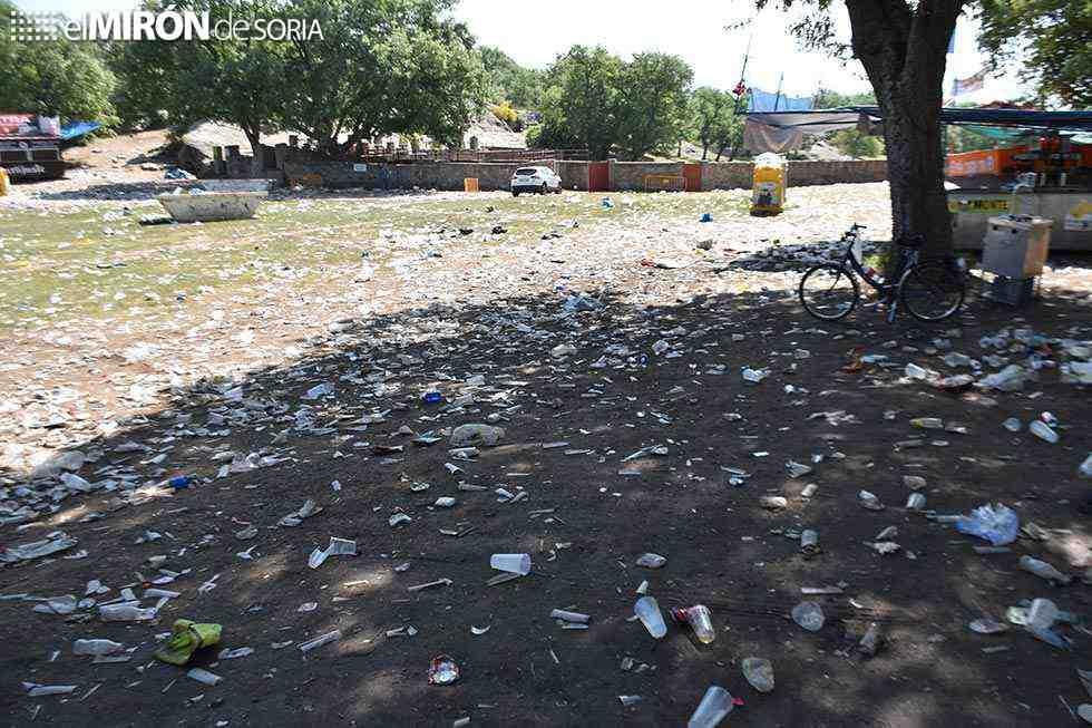 Campaña dura para mejorar la limpieza en San Juan