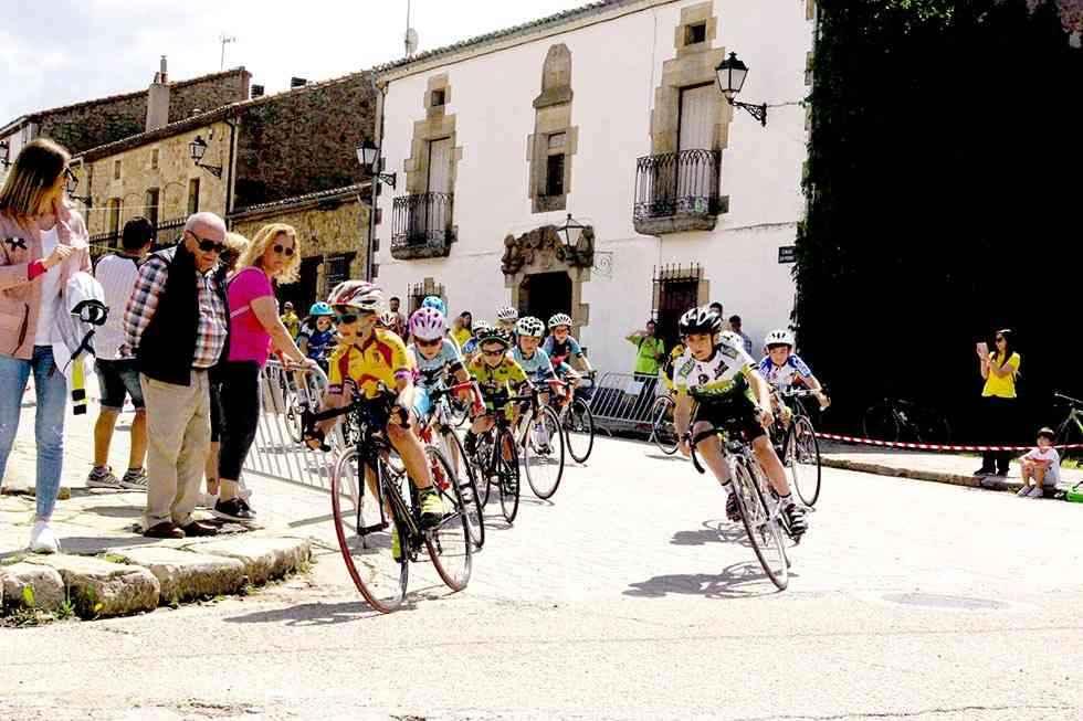 El Royo celebra Festival Escolar de Ciclismo