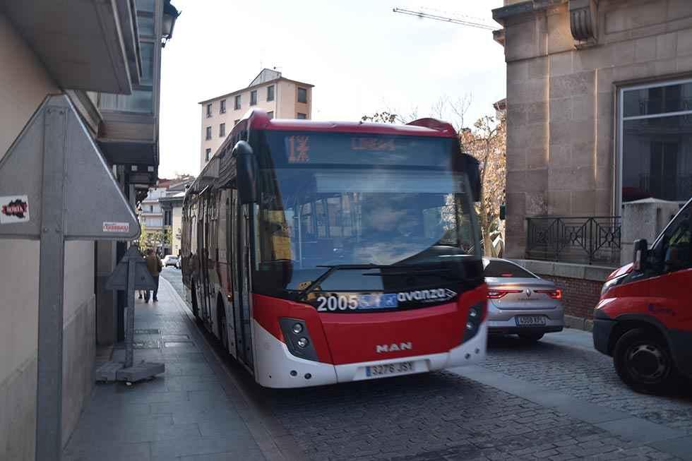 Servicio de autobús nocturno para las fiestas de San Juan