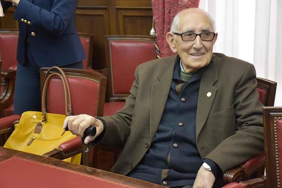 Goyo Alonso, Premio Valores Humanos 25 aniversario de la FCCR