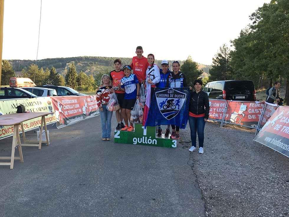Jaime Izquierdo gana el IV Triatlón Sprint de Aguilar de Campoo