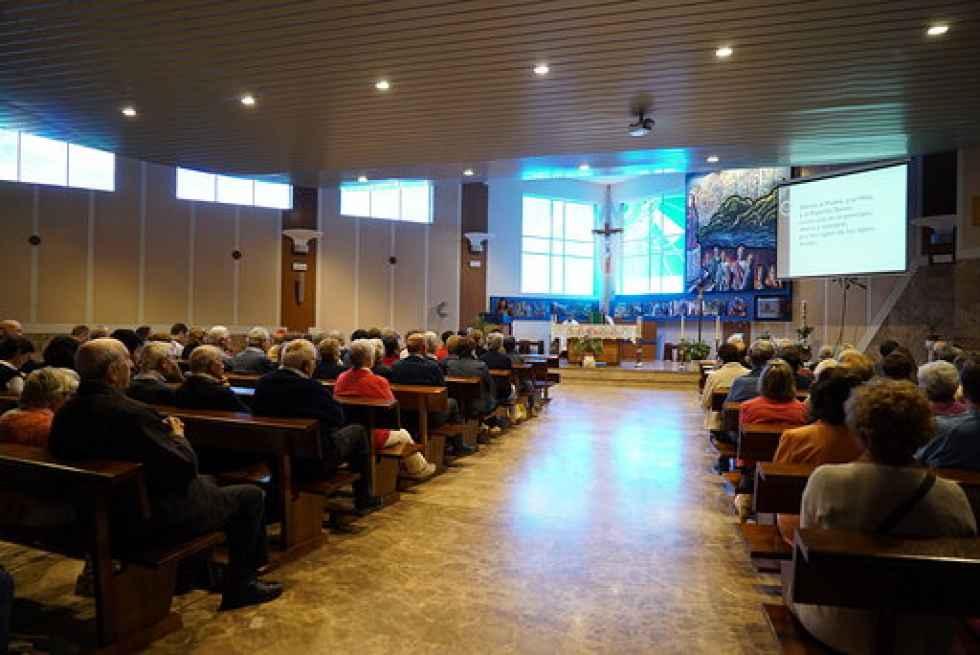 La Diócesis clausura el curso pastoral con jornada de convivencia
