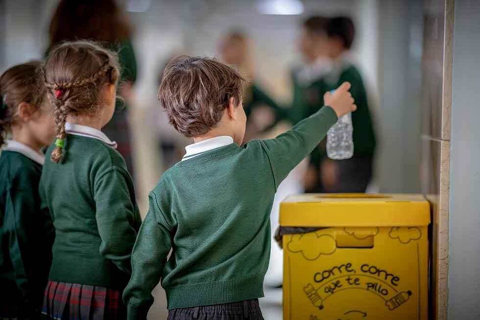 Los docentes se implican con proyecto Naturaliza