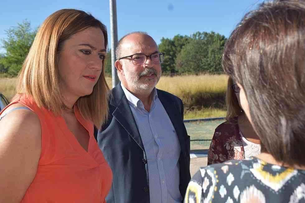Barcones acusa a Cs de mantener en poder a los lideres de la despoblación