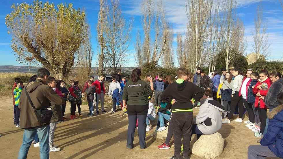 """Cerca de 3.000 alumnos participan en """"Aulas LIBERA"""""""
