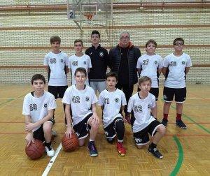 CSB Trebia, campeón de la Primera Copa de Castilla y León pre-infantil