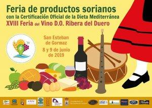 Programa de la Feria del Vino y de productos de la Dieta Mediterránea