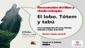 """Presentación del libro """"El lobo. Tótem y tabú"""""""