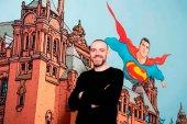 El dibujante Frank Quitely, estrella de congreso en Soria