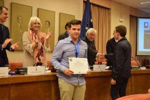 Entrega de los III Premios Antonio Machado en el Congreso de los Diputados