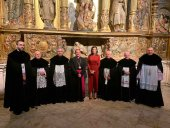 La reina doña Letizia conoce la catedral