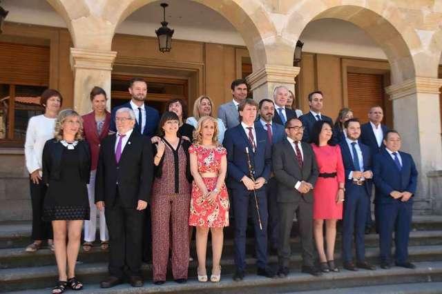 Constitución del Ayuntamiento de Soria  - fotos