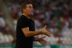 Luis Carrión, nuevo entrenador para el Numancia