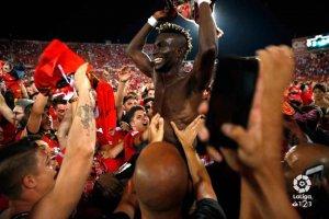 El Mallorca: de Segunda B a Primera en una temporada