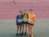 Las atletas Ondiviela y Abaga, internacionales con España