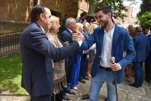 La Diputación homenajea a los jurados de cuadrilla - fotos