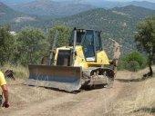 Adjudicado el retén de maquinaria para extinguir incendios forestales