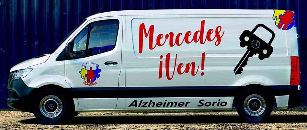 El nuevo reto de la asociación de Alzheimer Soria