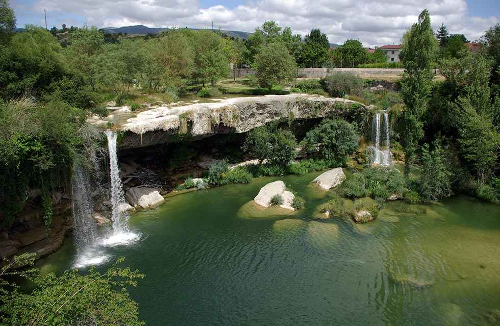 Un joven, ahogado en la cascada de Pedrosa de Tobalina
