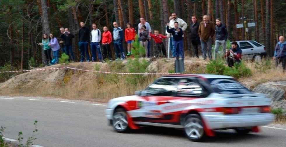 El XVIII Rally Sprint Navaleno-Canicosa contará con nuevos pilotos