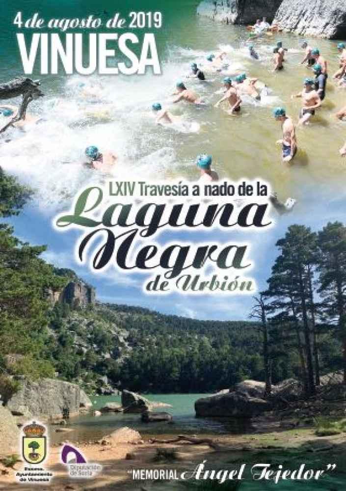 La travesía a nado de la Laguna Negra se cita con su LXIV edición
