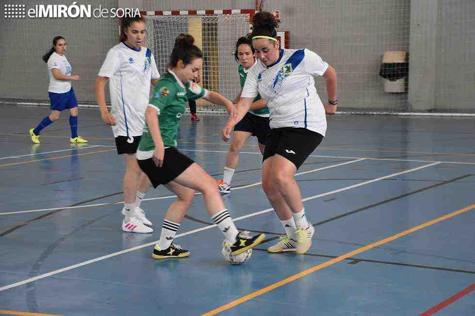 Castellanas y Torreznas, primer ganador del Torneo femenino Futsal