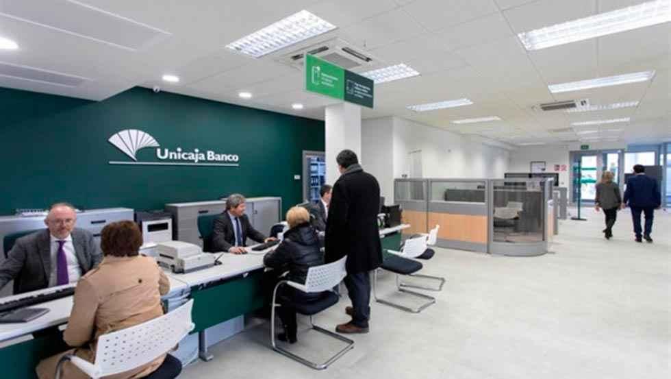 El Grupo Unicaja Banco cierra primer semestre con 116 millones de beneficio neto