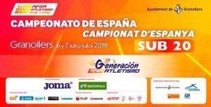 Cinco juniors sorianos y del CAEP, en Campeonato de España sub-20