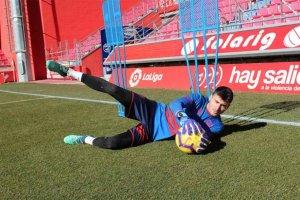 El portero Gaizka Campos rescinde contrato con Numancia