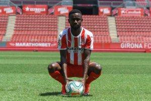 Diamanka elige al Girona para crecer y jugar en Primera