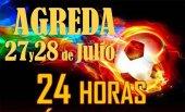 Ágreda organiza las 24 horas de fútbol sala