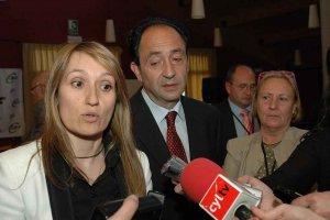 Rocio Lucas, consejera de Educación en el Gobierno de Mañueco