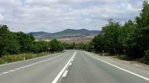 Detectado un vehículo a 182 Km/hora en N-122, en Matalebreras