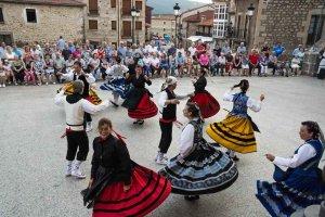 Certamen de Folklore en Duruelo de la Sierra - fotos