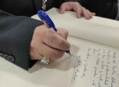 El obispo firma nombramientos para el nuevo curso pastoral