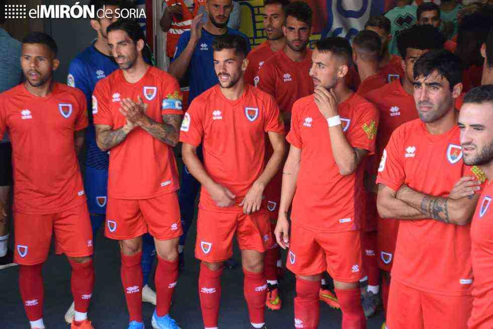 Numancia-Athletic: reparto de méritos en pretemporada