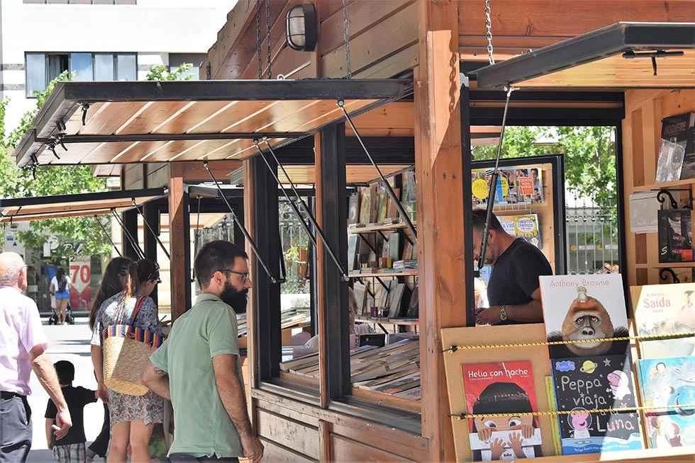 Espacio Alameda abre sus puertas en el marco de Expoesía