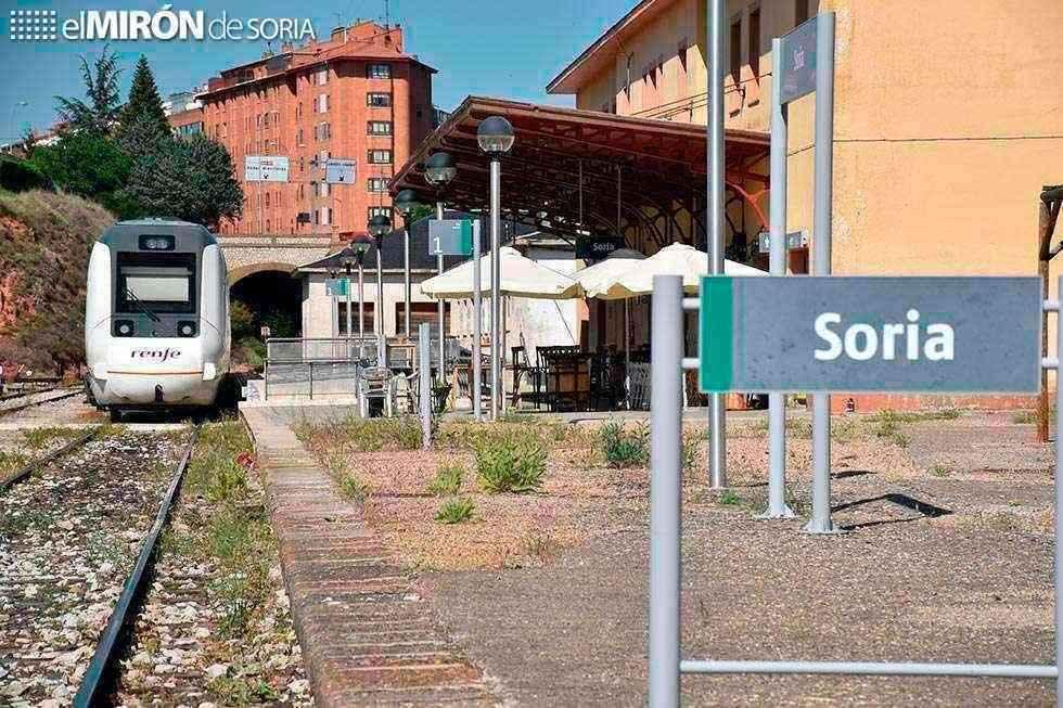 El ADIF adjudica el proyecto para renovar la Torralba-Soria