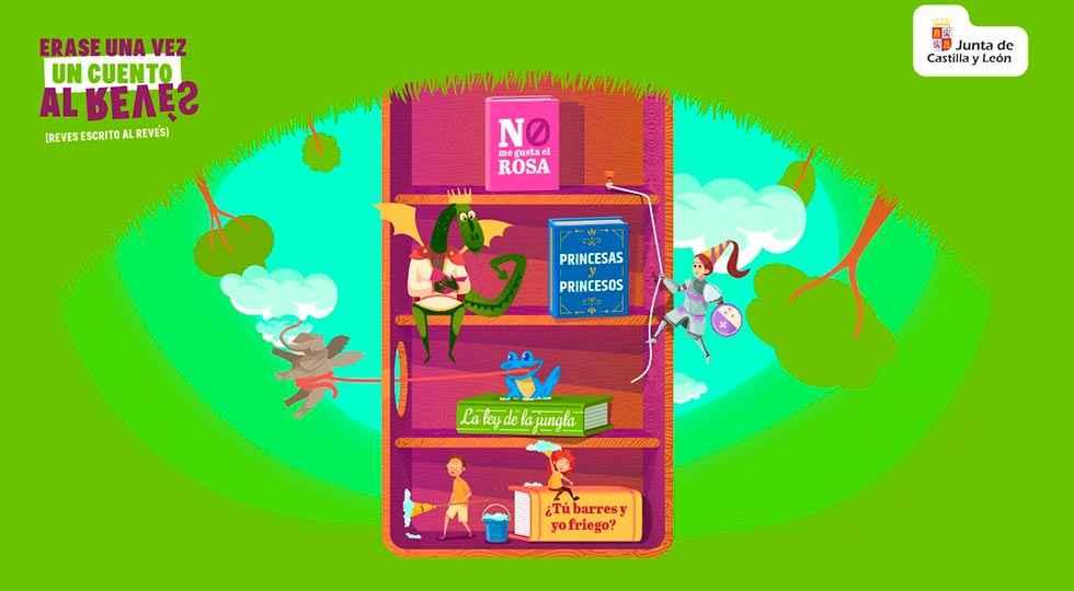 Muchas actividades en el escritorio de verano en el Portal de Educación