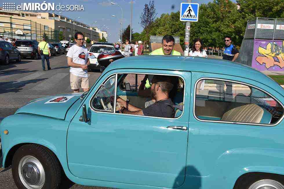 Más de 2.000 personas claman su hastío por retrasos de autovía del Duero
