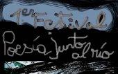 Muriel Viejo organiza un festival de poesía junto al río