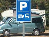 ASOHTUR pide medidas para evitar pernoctación ilegal de autocaravanas