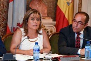 """La Diputación negocia """"acuerdo de mínimos"""" para liberados"""