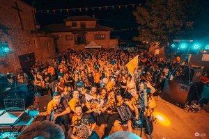 Arenillas: Quinta edición del festival Boina Fest - fotos