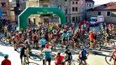 Duruelo de la Sierra celebra la V Marcha BTT