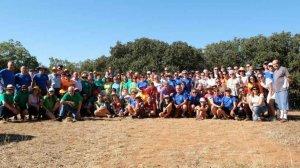Torlengua cierra su Semana Grande con senderismo con Mazaterón